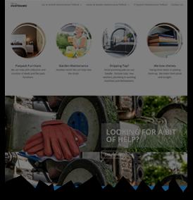 Trades & Services Website