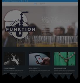 Bar, Restaurant or Venue Website